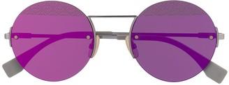 Fendi Eyewear Round Frame Sunglasses