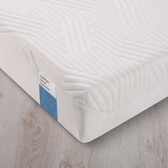 Tempur Cloud Supreme 21 Memory Foam Mattress, Soft, Extra Long Single