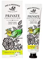 Pre de Provence Private Collection Hand Cream - Rhubarb and Mint Tea