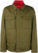 Moncler Auguste field jacket - men - Cotton/Polyamide - 3