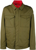 Moncler Auguste field jacket - men - Cotton/Polyamide - 4