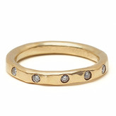 Vanessa Lianne - Hammered Band With Diamonds
