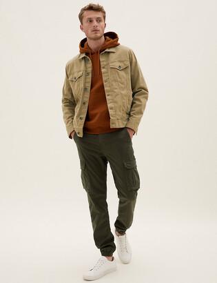 Marks and Spencer Cotton Denim Jacket