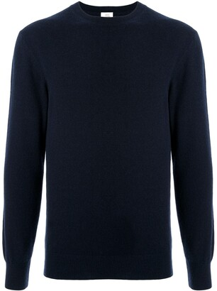Kent & Curwen Ribbed Neck Jumper