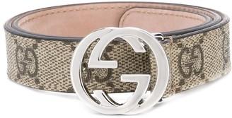 Gucci Kids Belt With Logo