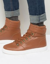 Rock & Religion High Top Sneakers
