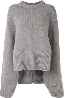KHAITE Virginia wool sweater