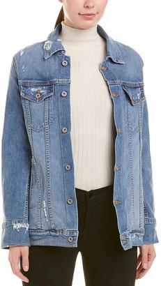 James Jeans Tucker Boyfriend Jacket