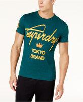 Superdry Men's City Brand Camo T-Shirt