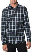 7 Diamonds Regular Fit Plaid Sportshirt