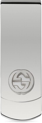 Gucci Money clip in silver with interlocking G