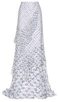 Peter Pilotto Silk Skirt