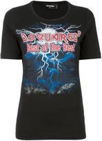 DSQUARED2 Best of the Best T-shirt - women - Cotton - XS