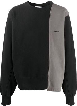 Ambush Logo Mix Sweatshirt