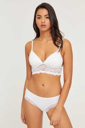 Ardene Softie Lace Cheeky Panty