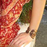 Jane de Bono Textiles England Handmade Leather Bow Bracelet Sale