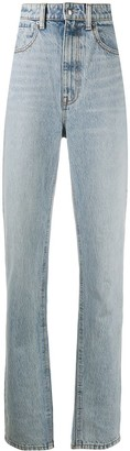 Alexander Wang Straight-Leg Boyfriend Jeans