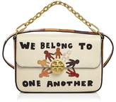 Tory Burch Harmony Leather Shoulder Bag