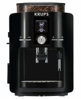 Krups Espresseria Black Automatic Espresso Machine