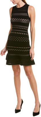Bailey 44 Crepe Sheath Sweater Dress