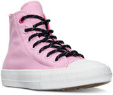 Converse Chuck Taylor All Star II Hi Casual Sneakers from Finish Line