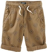 Osh Kosh Boys 4-8 Pull-On Shorts