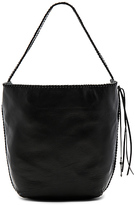 Mackage Luky Hobo Bag in Black.