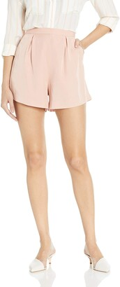 Finders Keepers findersKEEPERS Women's Aster Basic Casual Dress Shorts