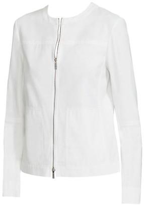 Lafayette 148 New York Juno Fundamental Bi-Stretch Jacket