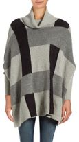 Saks Fifth Avenue Oversize Colorblocked Sweater