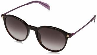 Tous Women's STO993 n/a Sunglasses Shiny Dark Havana
