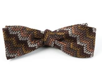 Tie Bar The Santa Fe Browns Bow Tie