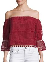 Tularosa Alexa Off-the-Shoulder Top