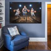 Fathead Golden State Warriors Stephen Curry Montage Wall Decal