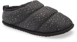 Sorel Go Bodega Run Faux Fur Slipper
