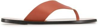 ATP ATELIER Thong Strap Sandals