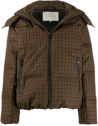 MACKINTOSH Checked Down Jacket