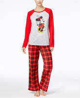 Briefly Stated Women's Minnie Mouse Pajama Set
