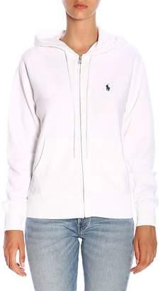 Polo Ralph Lauren Sweatshirt Basic Sweatshirt With Hood And Zip