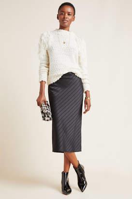 Ro & De Rowena Bias Midi Skirt