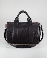 Alexander Wang Rocco Leather Satchel Bag