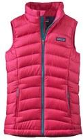 Patagonia Windproof & Water Resistant Down Sweater Vest (Little Girls & Big Girls)