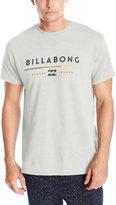 Billabong Men's Tri-Unity Short Sleeve T-Shirt
