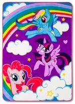 My Little Pony Blanket Twin Multicolor - Hasbro®