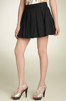 'Angel' Pleated Cotton Skirt