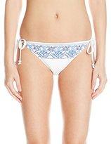 Roxy Women's Tie Side 70's Bikini Bottom