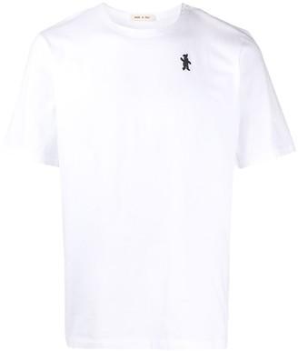 Marni logo-embroidered T-shirt