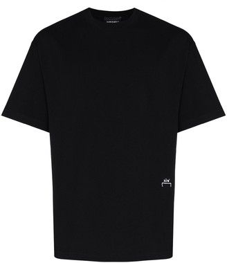 A-Cold-Wall* logo-print oversized T-shirt