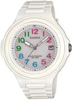Casio Women's LXS700H-7B2V Plastic Quartz Watch