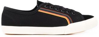 Paul Smith Velvet Panel Sneakers